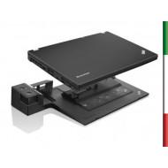 Docking Station Lenovo ThinkPad Plus Series 3 mod.4338 compatibile con :ThinkPad L412*, L420, L512*, L520 ThinkPad T400s, T410,