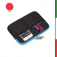 Cuffie STEREO con microfono WIMITECH CS-1050 3 colore viola