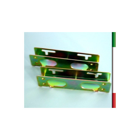 FRAME INTERNO in metallo x HDD 2.5