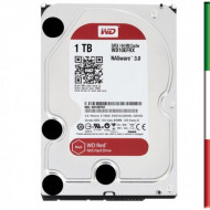 HARD DISK SATA3 3.5 1TB WD10EFRX WD RED 64MB CACHE INTELLIPOWER NAS HARD DRIVE