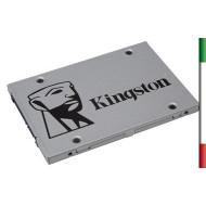 HDD 240Gb SSD KINGSTON SATA3 SUV400S37/240G READ:550MB/S-WRITE:490MB/S