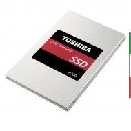 HDD SSD-SOLID STATE DISK 2.5 240GB SATA3 TOSHIBA A100 THN-S101Z2400E8 READ:550MB/S-WRITE:480MB/S