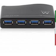 HUB  4  porte USB 3.0  EW1131