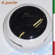 HUB 4 porte USB WIMITECH PHU-1005 COLOR