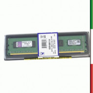MEMORIA DDR3 DIMM 8GB 1600MHZ KVR16N11/8 KINGSTON CL11