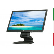 Monitor LED 20 HP L2006X USATO  PRIMA SCELTA GRADE A- PIVOT - 5MS 1600*900- VGA - DVI - DISPLAY PORT - HUB USB