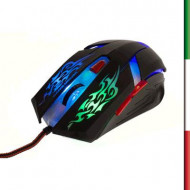 MOUSE ITEK ITM905 GAMING USB