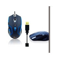 MOUSE OPTICAL MSO-1010 GAMING WIMITECH NERO