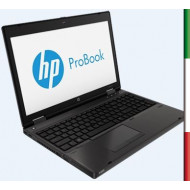 NOTEBOOK  USATO HP PROBOOK 6570B PRIMA SCELTA GRADE A  - INTEL  I5-3230M - DISPLAY 15,6 HD - - HDD 500GB 7,2G - RAM 4GB  - WEBCA