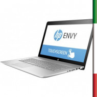 NOTEBOOK HP ENVY  M7-u009DX - DISPLAY 17,3 FULL HD TOUCHSCREEN - INTEL QUAD CORE I7-6500U - RAM 16GB  -  HDD 1TB   - DVDRW - TAS