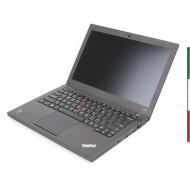 NOTEBOOK LENOVO USATO  PRIMA SCELTA GRADE A X240- INTEL I5-4300u  - RAM 8G - SSD 250GB -  SVGA INTEL HD4400 - USB 3.0-   DISPLAY
