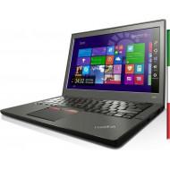 NOTEBOOK THINKPAD LENOVO X250 REFURBISHED LENOVO - DISPLAY 12,5\'\' IPS - CPU INTEL I5-5300U - MEMORIA 8GB - HARD DISK SSD 256GB