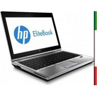 NOTEBOOK USATO ELITEBOOK HP ELITE 8570P - DISPLAY 15,6  HD- INTEL   I7-3520M - RAM 8GB- HDD 250GB 7,2G  - DVDRW - WEBCAM -SVGA I