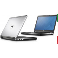 NOTEBOOK USATO GRADE A - DELL LATITUDE E6540 - DISPLAY 15,6 FULL HD - INTEL QUAD I7-4800QM - RAM 8GB - DVD -  SSD 500GB SAMSUNG