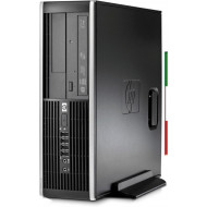 PC  HP 6005 SLIM USATO  PRIMA SCELTA GRADE A AMD DUAL X2-B22 - SVGA ATI HD4200 - 4GB RAM - HARD DISK 250GB  - DVD - Windows 10 P