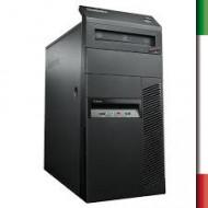 PC  LENOVO M77 USATO  PRIMA SCELTA GRADE A AMD DUAL X2-B26 - SVGA HD 4200 AMD - 4GB RAM - HARD DISK 2TB HITACHI NEW 7,2G - DVDRW