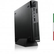 PC LENOVO SLIM M72P USATO  PRIMA SCELTA GRADE A - INTEL DUAL G2020T - RAM 4GB - SVGA INTEL HD - HDD 320GB - DVDRW - WINDOWS 7 PR