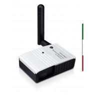 PRINT SERVER WIRELESS TP-LINK TL-WPS510U 1P USB2.0 802.11GB CON ANTENNA -GARANZIA 3 ANNI-