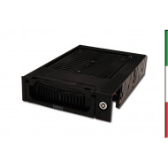 RACK ESTRAIBILE PER HDD SATA  BLACK COLOR