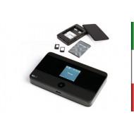 ROUTER PORTATILE DUAL BAND WIRELESS 4G/3G/2G TP-LINK M7350 CON SLOT SIM CARD,SUPP.FINO 15 DISP. WIFI-GARANZIA 3 ANNI-