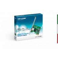 SCHEDA di RETE PCIEx Gigabit  TP-LINK TG-3468