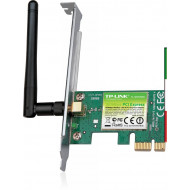 SCHEDA WIRELESS WN-781ND TP-LINK Pci802.11 B/G/N  150MBPS CON 1 antenna