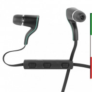 Auricolari Audio Stereo Bluetooth4.1 in-ear con Microfono