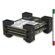 Sistema ANTIVIBRAZIONE Per HDD 2.5/3.5Conf 2pz
