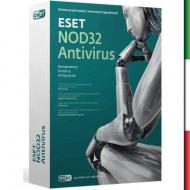 SOFTWARE ANTIVIRUS NOD 32  SYSTEM 2PC COMPATIBILE WIN2000-XP-VISTA-WIN7 32/64