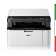 STAMPANTE BROTHER MFC LASER DCP-1610W A4 3IN1 20PPM 150FG USB WIFI IPRINT&SCAN