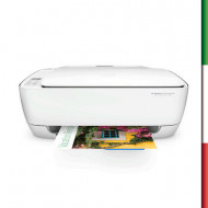 STAMPANTE HP MFC INK DESKJET 3636 K4U00B 3IN1 WHITE A4 8/20 PPM WIFI USB LCD EPRINT 1Y
