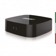 STREAMER MUSICALE WIRELESS EM7410. Migliora il tuo attuale sistema hi-fi grazie a EM7410WiFi Music Streamer e trasmetti in strea