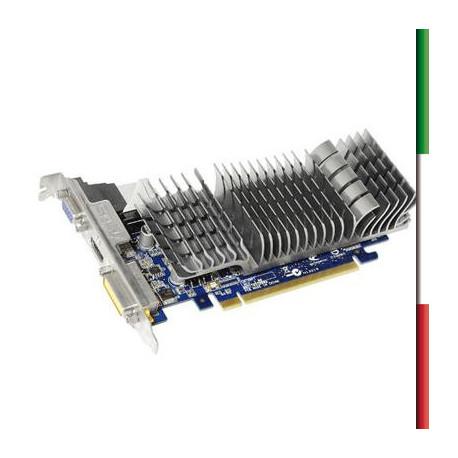 SVGA ASUS EN210/SLNT/DI/1GD3/LOWPROFILE PASSIVE V2 NVIDIA GT210 1GD3 PCIE2.1 DVI-I HDMI CUDA PHYSX GRAPHICS+ 90-C1CP6Z-L0UANAYZ