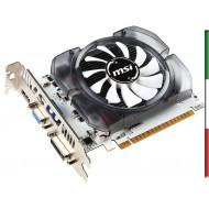 SVGA MSI N730-4GD3V2 NVIDIA GT730 ATTIVA 4GD3 PCIE2.0 DVI D-SUB HDMI 2560X1600 DX12