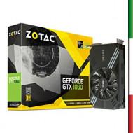 SVGA ZOTAC ZT-P10610A-10L NVIDIA GTX 1060 MINI 3GB DDR5 PCIE3.0 DVI HDMI 3XDP DUAL-SLOT ATTIVA