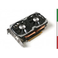 SVGA ZOTAC ZT-P10700G-10M NVIDIA GTX 1070 MINI 8GDDR5 256BIT PCIE3.0 DVI HDMI 3XDP HDCP DUAL-SLOT ATTIVA