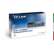 SWITCH TP-LINKTL-SF1024D 24 10/100