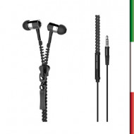 Auricolari stereo con microfonocompatibile con iPhone , iPad , Blackberry , Samsung , HTC ed alcuni cellulari con jack