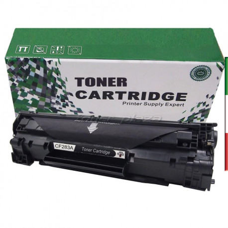 TONER RIGENERATO HP CF283A NERO IK01-06HPCF283A HP MFP M127FN/M127FW
