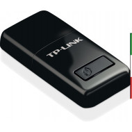 USB ADAPTER WireLess  WN823N TP-LINK300Mbps, 802.11b/g/n