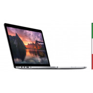 MACBOOK PRO RETINA 11,4  DISPLAY 15'' USATO  PRIMA SCELTA GRADE A MID 2015 - INTEL I7 2,2GHZ -  MEMORIA RAM 16GB - SSD 480GB - S