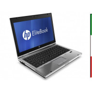 NOTEBOOK  USATO  HP ELITEBOOK 2170P  PRIMA SCELTA GRADE A  - DISPLAY 11.6\'\' - INTEL i5-3427U -   RAM 4GB  - HDD 320GB 7,2G  -