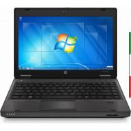 NOTEBOOK USATO HP PROBOOK 6360B  PRIMA SCELTA GRADE A HP PROBOOK 6360B - INTEL I5-2410M - RAM 4GB - WINDOWS 7 PROFESSIONAL - HD
