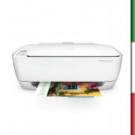 STAMPANTE HP MFC INK DESKJET 3636 K4U00B 3IN1 WHITE A4 8/20 PPM WIFI USB LCD EPRINT 1Y