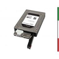 """Adattatore per dischi rigidi SATA da 2,5"""" a 3,5 in alluminio con altezza massima SSD / HDD di 12,5 mmStarTech 25SAT35HDD"""