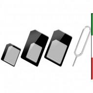 PELLICOLA PROTETTIVA IN VETRO TEMPERATO x IPHONE 6